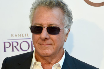 Dustin Hoffman Guests Arrive to a Screening of GKIDS' 'Kahlil Gibran's The Prophet'