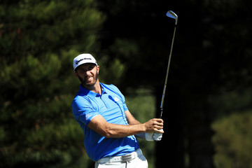 Dustin Johnson SBS Tournament of Champions - Round Two