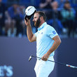 Dustin Johnson The 149th Open - Day Two
