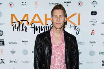 Dustin Lance Black Mahiki 14th Anniversary Party