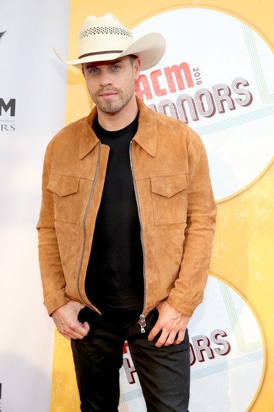 12th Annual ACM Honors - Red Carpet [clothing,hat,cowboy hat,outerwear,cool,headgear,fashion accessory,jacket,fedora,premiere,acm honors - red carpet,acm honors,ryman auditorium,nashville,tennessee,dustin lynch]