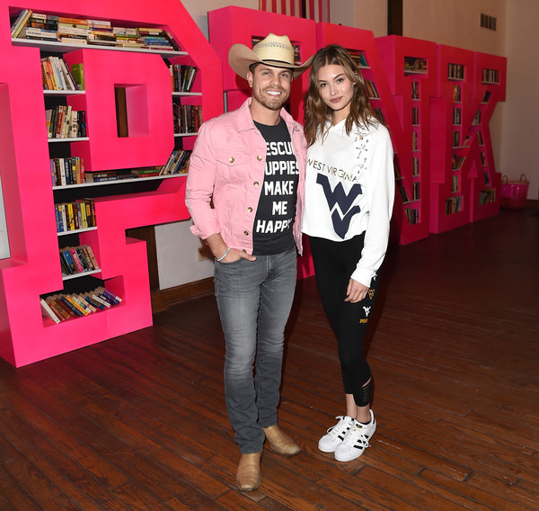 Victoria's Secret PINK Hosts PINK Nation University At West Virginia University