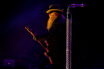 Dusty Hill The 2015 Stagecoach California's Country Music Festival
