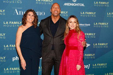 Dwayne Johnson 2018 LA Family Housing Awards - Arrivals
