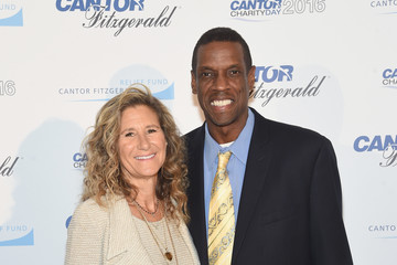 Dwight Gooden Annual Charity Day Hosted By Cantor Fitzgerald, BGC and GFI - Arrivals