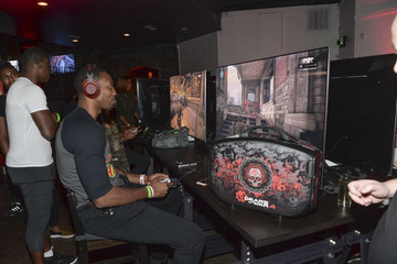 Dwight Howard Xbox and 'Gears of War 4' Atlanta Event