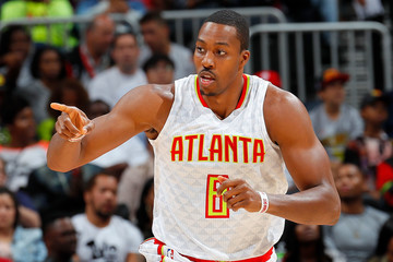 Dwight Howard Cleveland Cavaliers v Atlanta Hawks