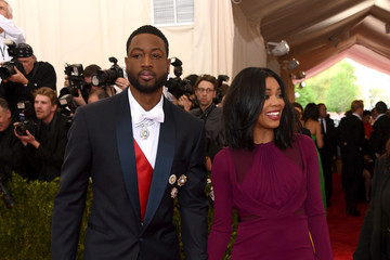 Dwyane Wade 'China: Through The Looking Glass' Costume Institute Benefit Gala - Arrivals