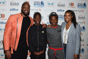 Dwyane Wade Dwyane Wade's All-Star Bowling Classic Hosted By The Sandals Foundation