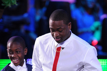 Dwyane Wade Nickelodeon Kids' Choice Sports Awards Show