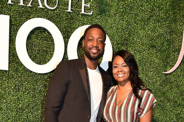 Dwyane Wade Haute Living's Haute 100 10th Anniversay Party At Swan Miami
