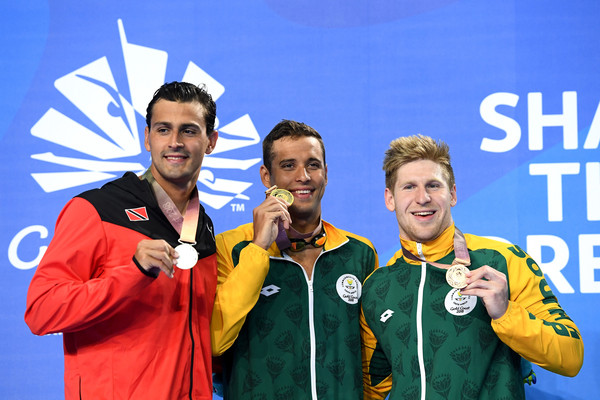 Swimming - Commonwealth Games Day 2 []