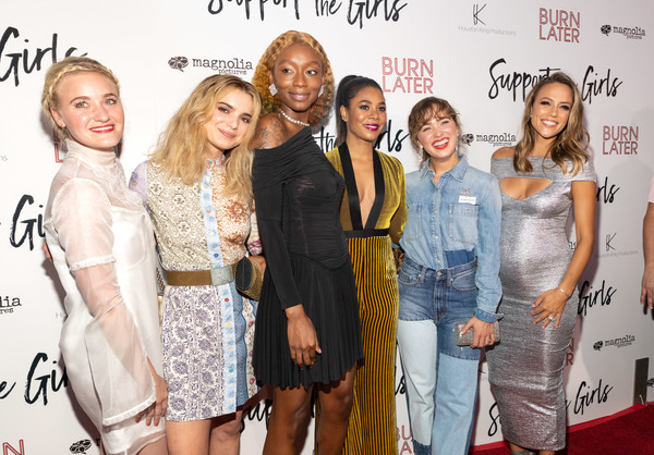 Premiere Of Magnolia Pictures' 'Support The Girls' - Arrivals