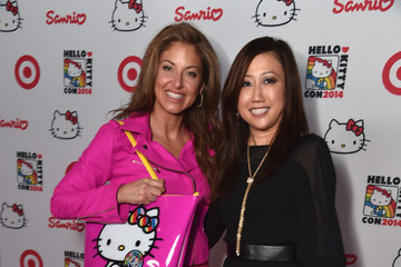 Dylan Lauren Hello Kitty Con Opening Night Party