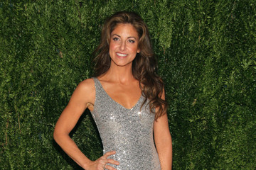 Dylan Lauren Arrivals at the Fashion Fund Finalists Celebration