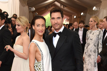Dylan McDermott 'China: Through The Looking Glass' Costume Institute Benefit Gala - Arrivals