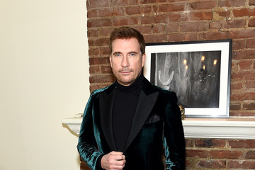 Dylan McDermott Celebrities Get Ready For The 2021 Critics Choice Awards
