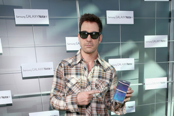 Dylan McDermott The Note Pad Event in LA