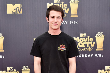 Dylan Minnette 2018 MTV Movie And TV Awards - Arrivals