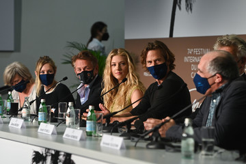 """Dylan Penn """"Flag Day"""" Press Conference - The 74th Annual Cannes Film Festival"""