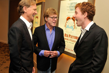 Dylan Redford HBO's New York Premiere Of The Big Picture: Rethinking Dyslexia
