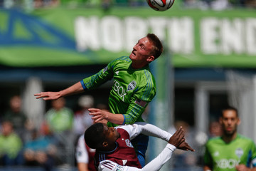 Dylan Remick Colorado Rapids v Seattle Sounders
