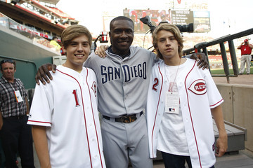 Dylan Sprouse San Diego Padres v Cincinnati Reds