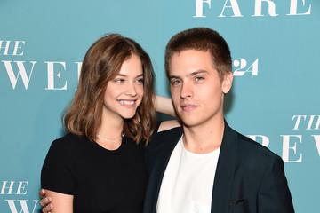 Dylan Sprouse Barbara Palvin 'The Farewell' New York Screening