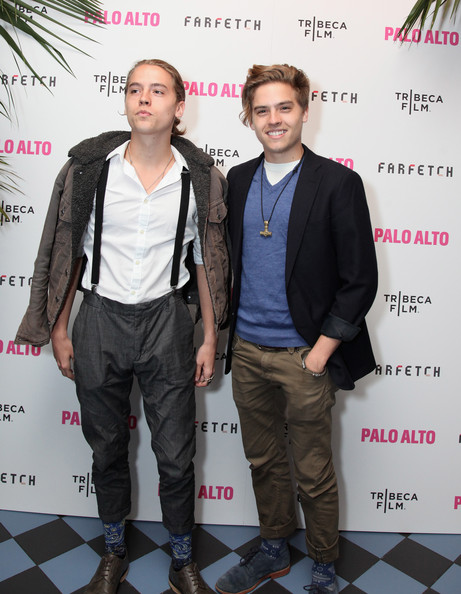 Dylan Sprouse And Cole Sprouse Photos Photos 2014