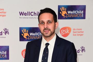 Dynamo Prince Harry Attends the Annual WellChild Awards
