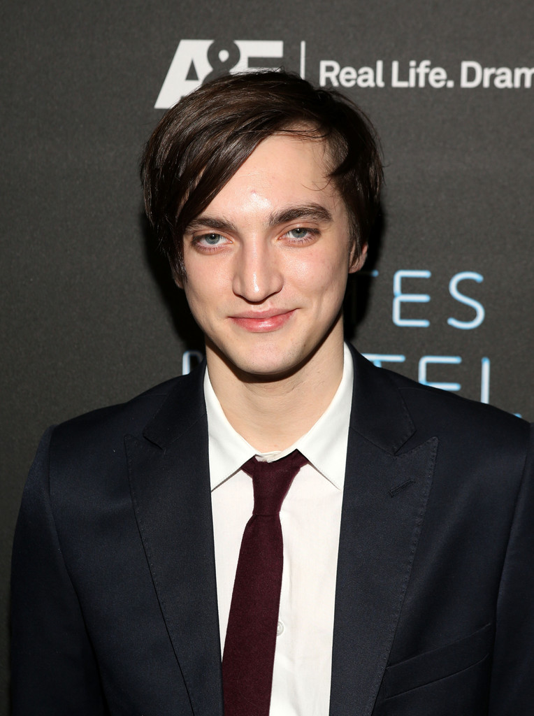 richard harmon in bates motel premiere after party 2
