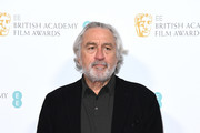 Robert De Niro attends the EE British Academy Film Awards 2020 Nominees' Party at Kensington Palace on February 01, 2020 in London, England.