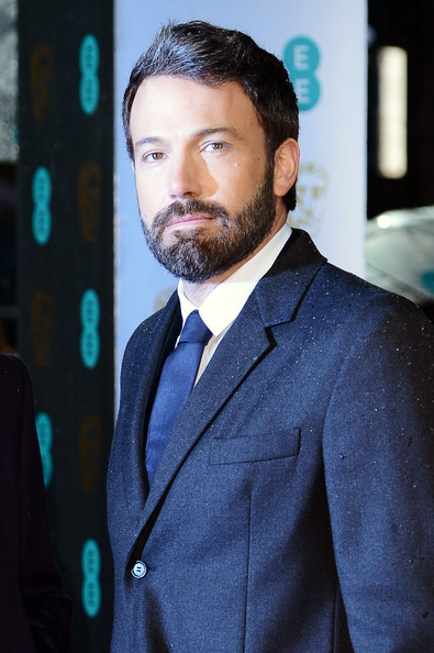 Ben Affleck attends the EE British Academy Film Awards at The Royal Opera House on February 10, 2013 in London, England.