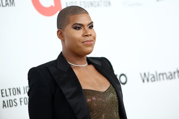 EJ Johnson IMDb LIVE Presented By M&M'S At The Elton John AIDS Foundation Academy Awards Viewing Party