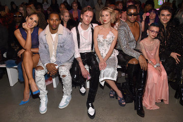 EJ Johnson The Blonds - Front Row - February 2019 - New York Fashion Week: The Shows