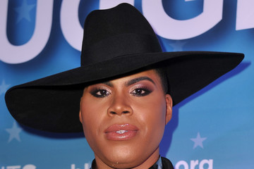 EJ Johnson The Black AIDS Institute's 2018 Hosts Heroes In The Struggle Gala - Arrivals