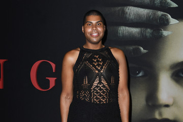 "EJ Johnson Premiere Of Universal Pictures' ""The Turning"" - Arrivals"