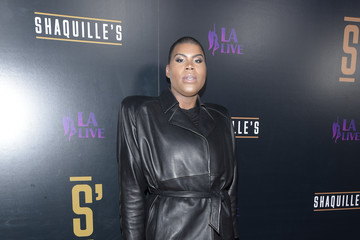EJ Johnson Grand Opening Of Shaquille's At L.A. Live