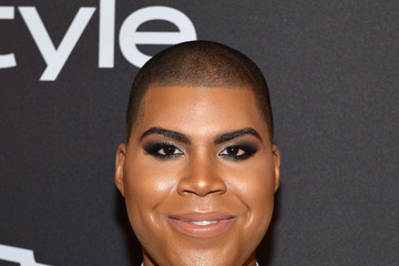 EJ Johnson The 2019 InStyle And Warner Bros. 76th Annual Golden Globe Awards Post-Party - Red Carpet