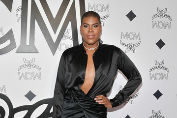 EJ Johnson MCM Global Flagship Store Grand Opening On Rodeo Drive - Arrivals