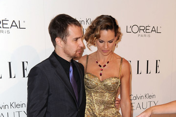 Hilary Swank Sam Rockwell ELLE's 17th Annual Women In Hollywood Tribute - Arrivals