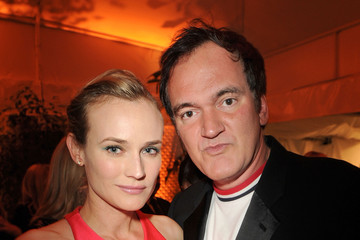 Quentin Tarantino Diane Kruger ELLE's 17th Annual Women In Hollywood Tribute - Inside
