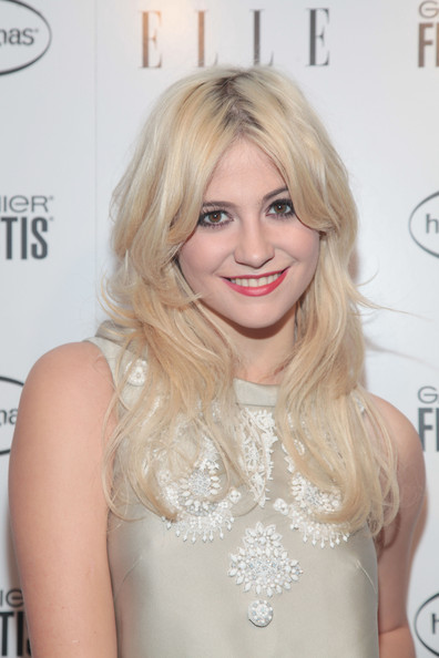 Musician Pixie Lott attends ELLE's inaugural event celebrating the July Women in Music issue at Highline Ballroom on June 9, 2010 in New York City.