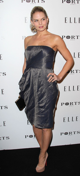 Actress Jennifer Morrison attends ELLE's Inaugural Women in Television Celebratory Dinner at the Soho House on January 27, 2011 in West Hollywood, California.