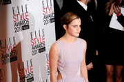 Actres Emma Watson attends the 2011 ELLE Style Awards at the Grand Connaught Rooms on February 14, 2011 in London, England.