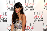 TV Presenter Jameela Jamil attends the 2011 ELLE Style Awards at the Grand Connaught Rooms on February 14, 2011 in London, England.