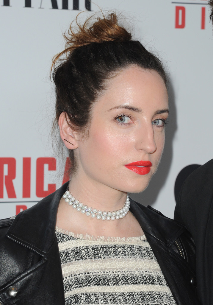 Zoe Lister-Jones Nude Photos 34