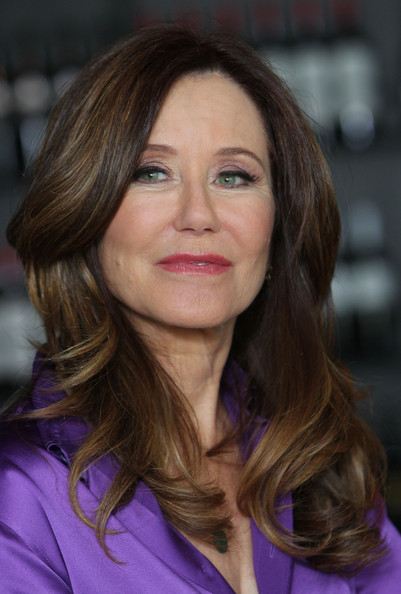 Mary McDonnell the view