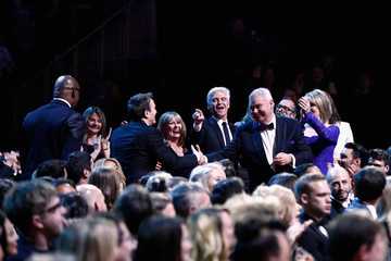 Eamonn Holmes National Television Awards - Show