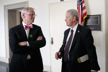 Earl Blumenauer American Optometric Association on Capitol Hill